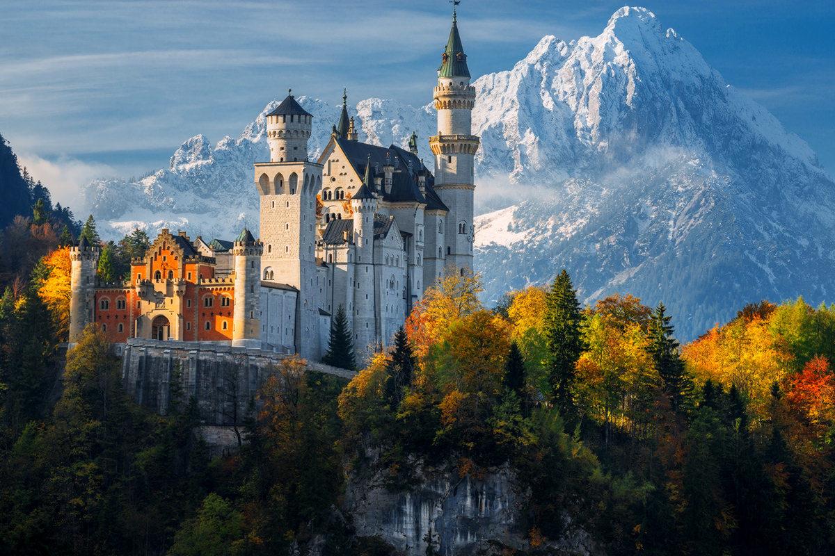 castelos incríveis para um destination wedding na Alemanha