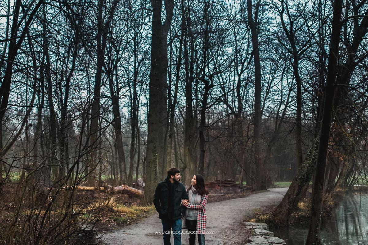 Fotos Winter Seeschloss Monrepos