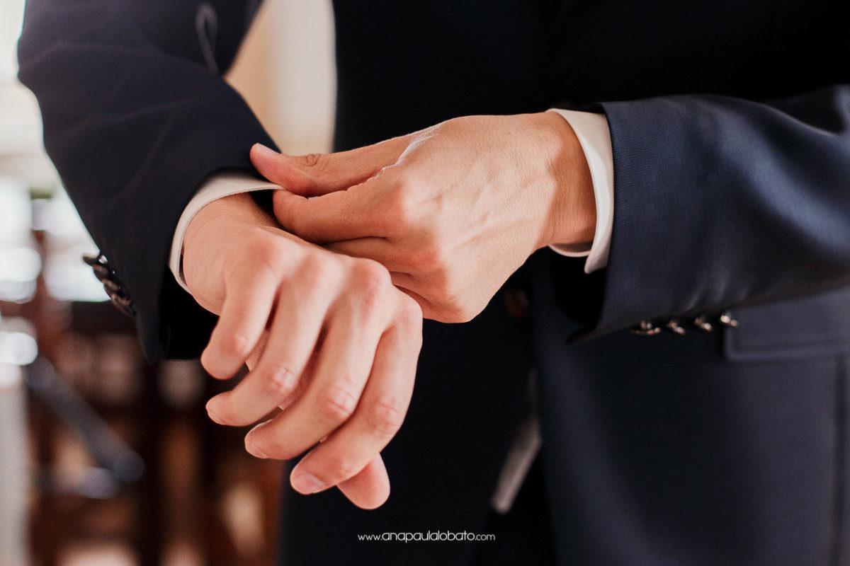 detalhes de foto de casamento