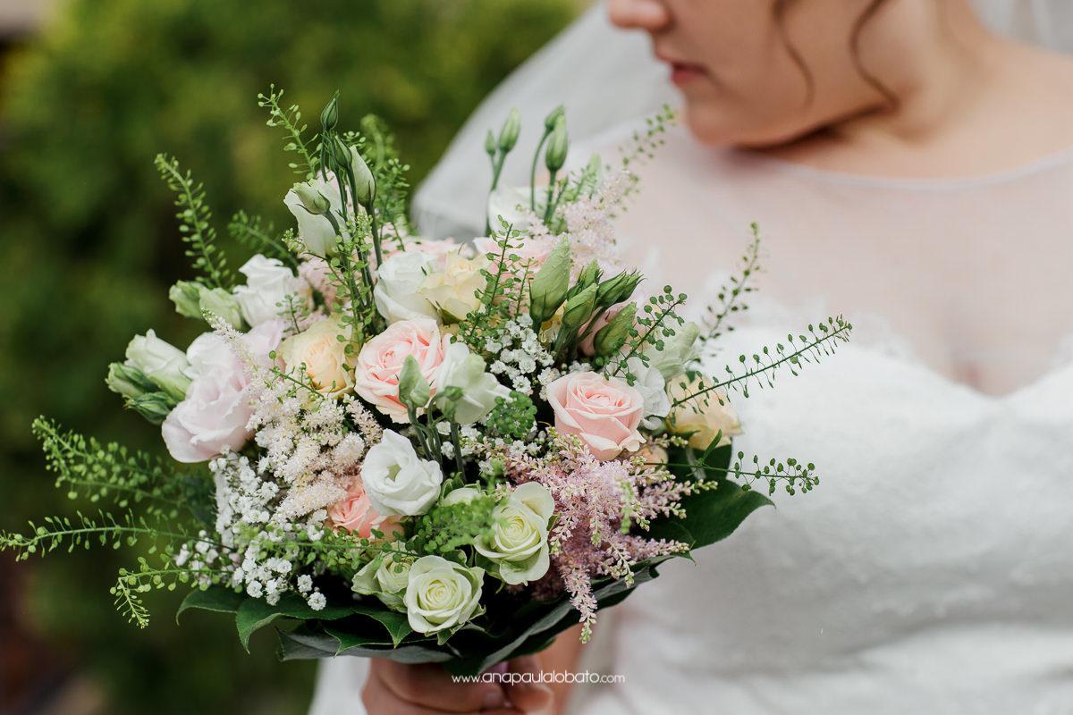 inspiração de buquê da noiva