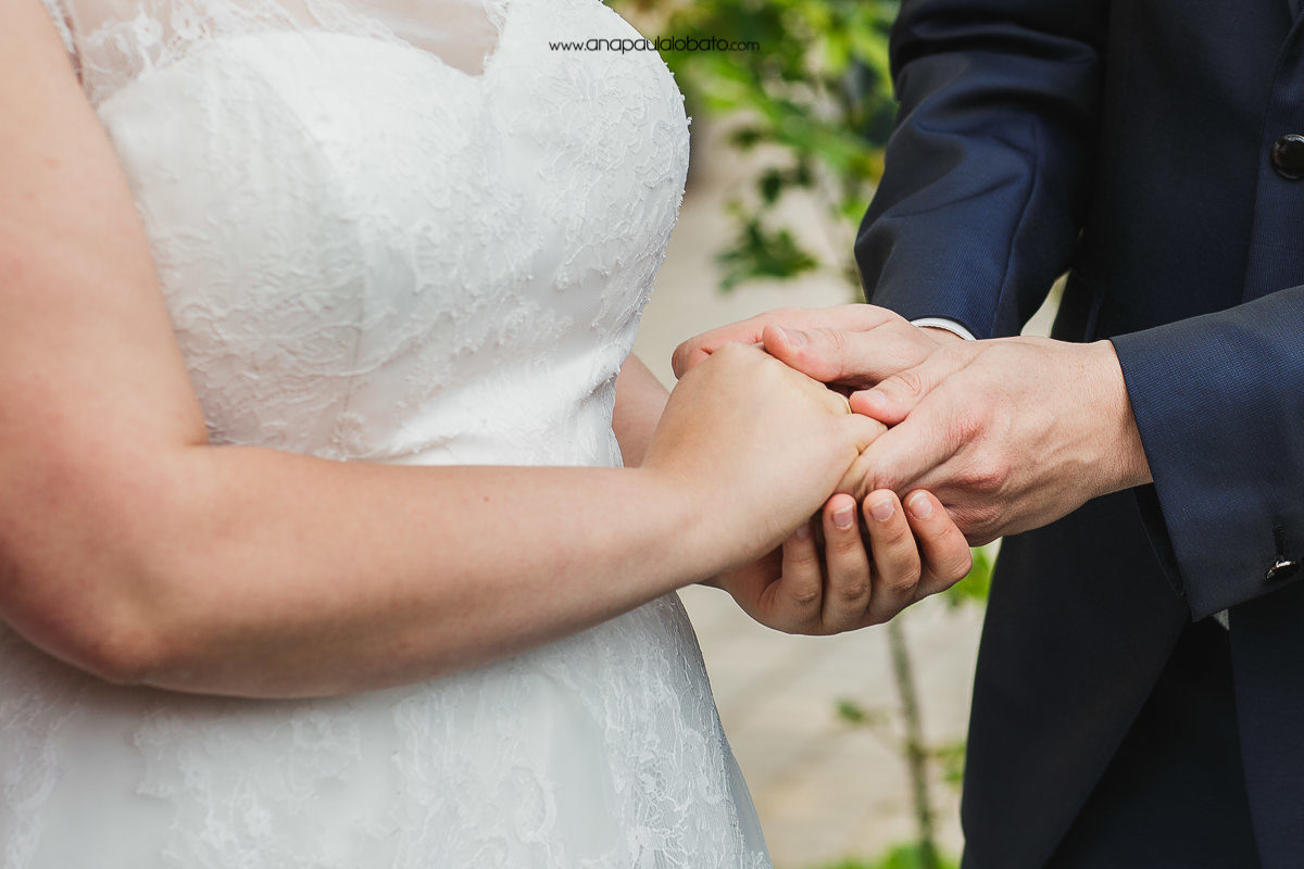 detalhes de um casamento na Alemanha