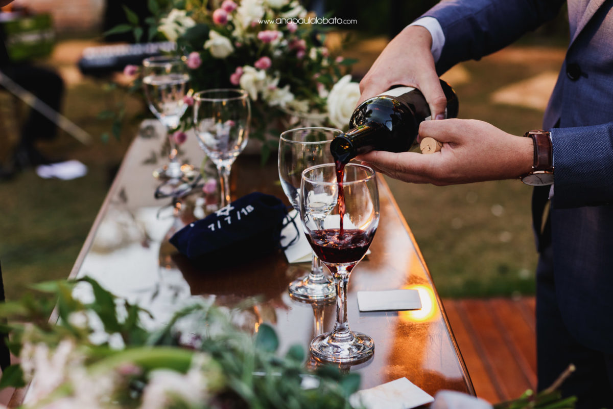 vinho casamento judaico