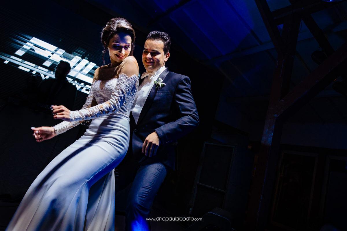dança de casamento sensual