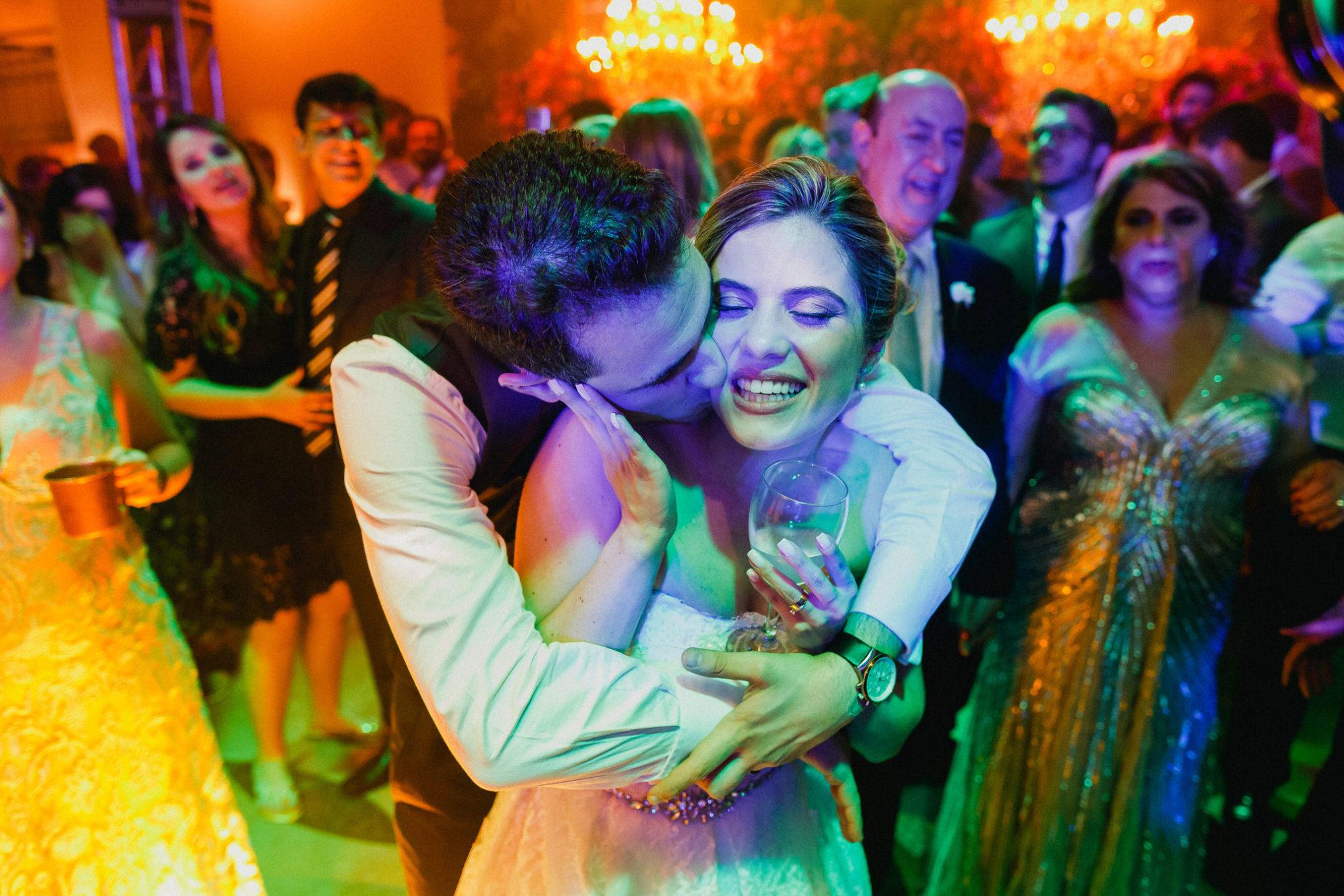fotos coloridas de casamento