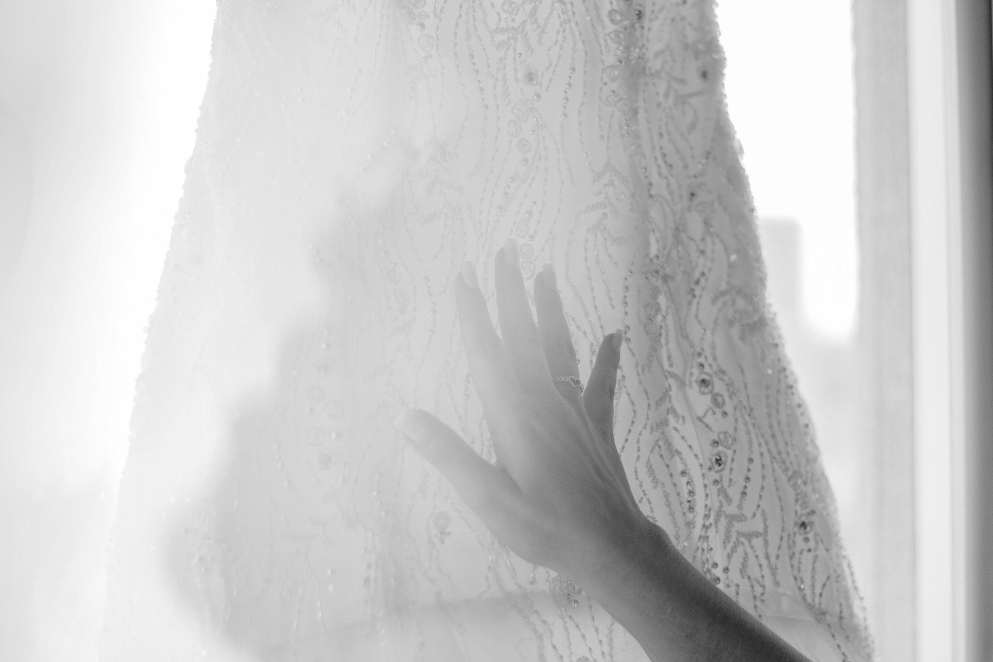 detalhes vestido de casamento