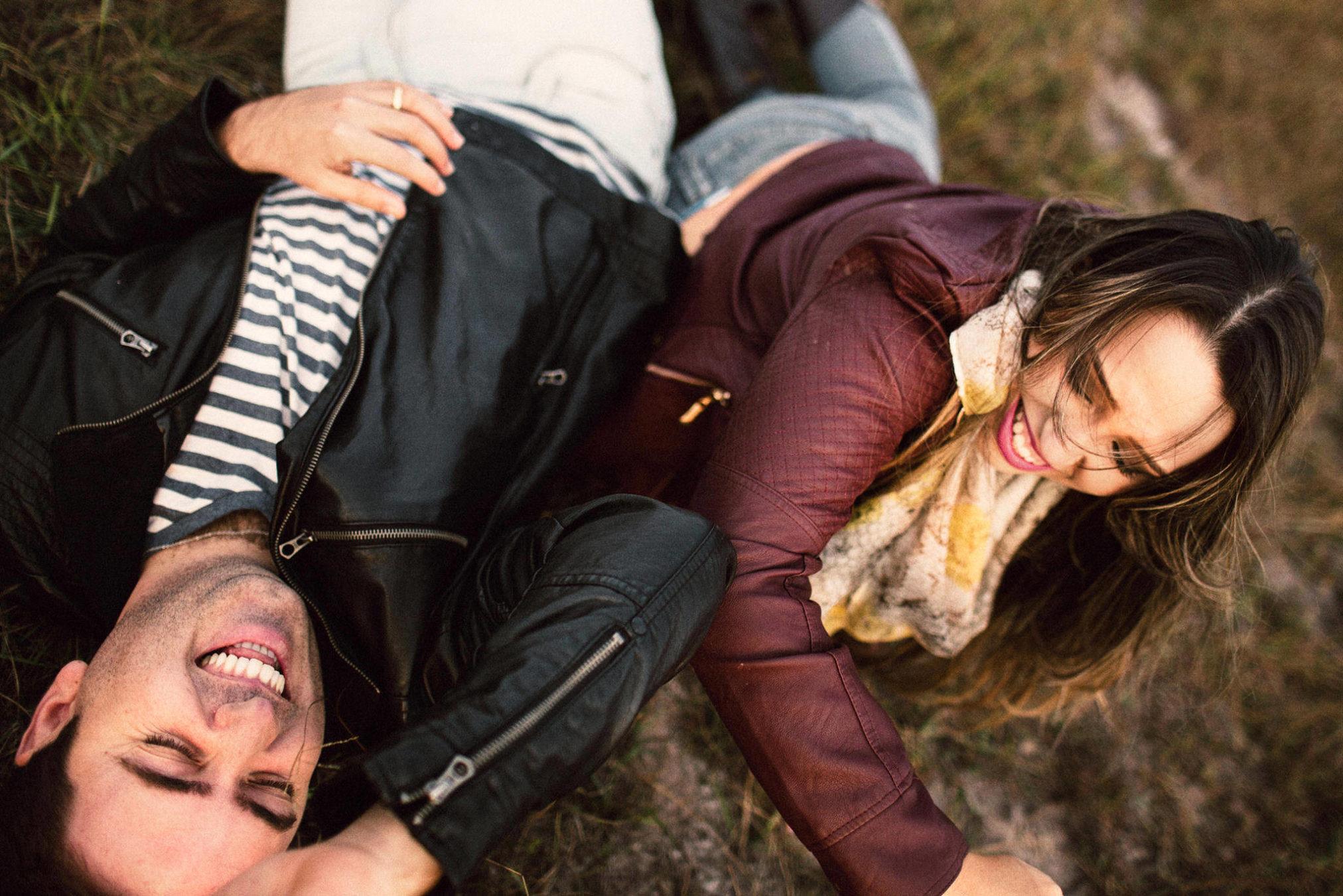 fotos de casal espontaneas
