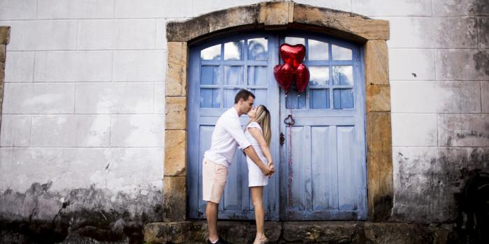 Pre-wedding Camila e Miguel | Caraça - MG