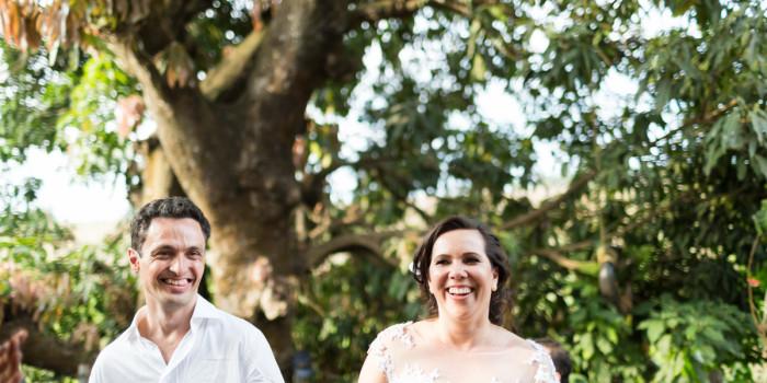 Casamento Tati e Márcio | Capim Branco - MG