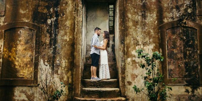 Pre wedding em Ouro Preto | Brasil