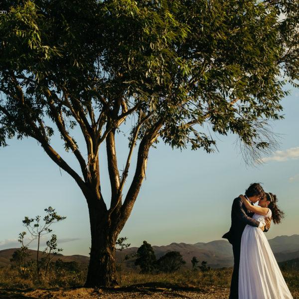 Pos wedding Andrea e Renê | Serra da Moeda - MG