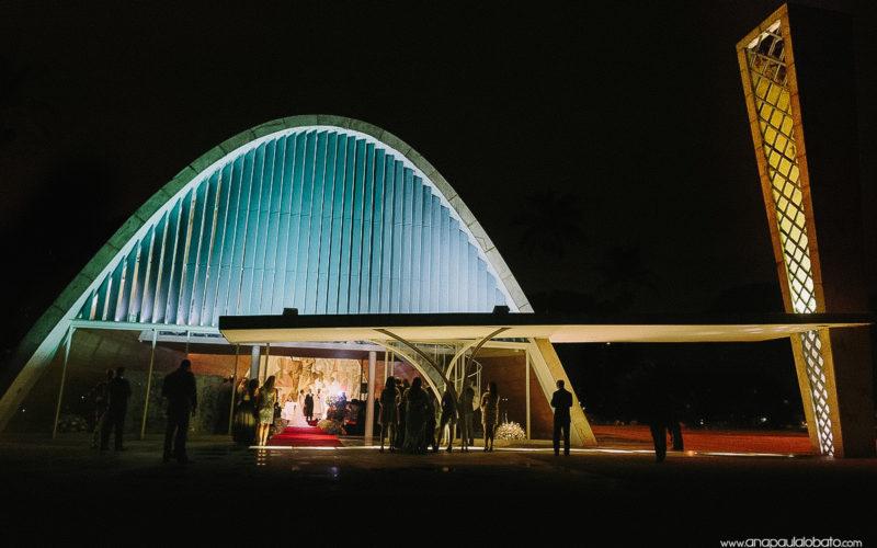 Casamento na Igrejinha da Pampulha | BH, Brasil