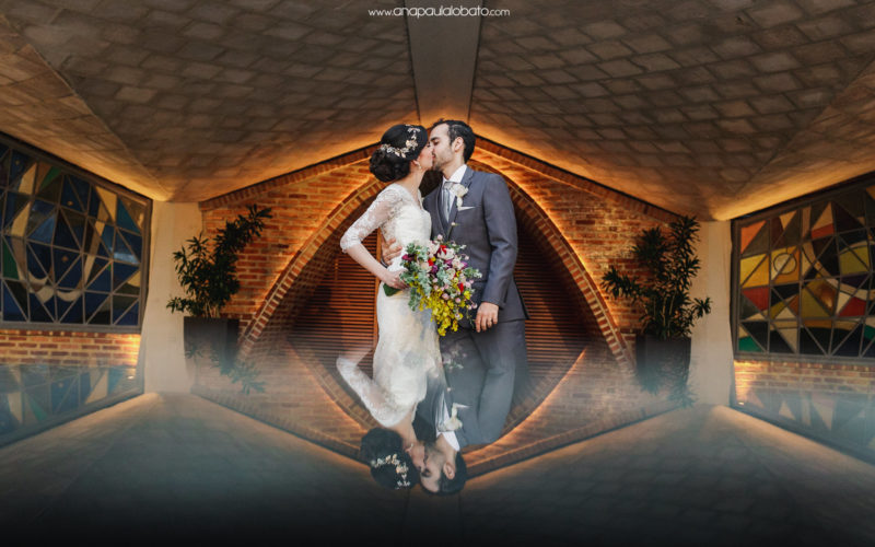 Casamento inesquecível na Casa Bernardi | BH, Brasil
