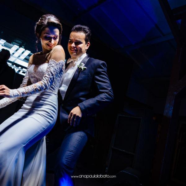 Casamento romântico com um toque moderno no Espaço Província   BH, Brasil