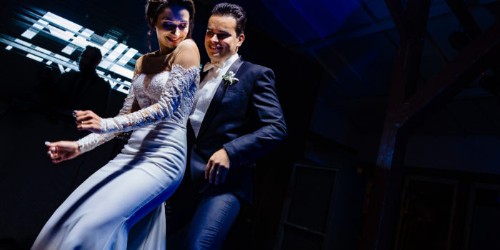 Casamento romântico com um toque moderno no Espaço Província | BH, Brasil