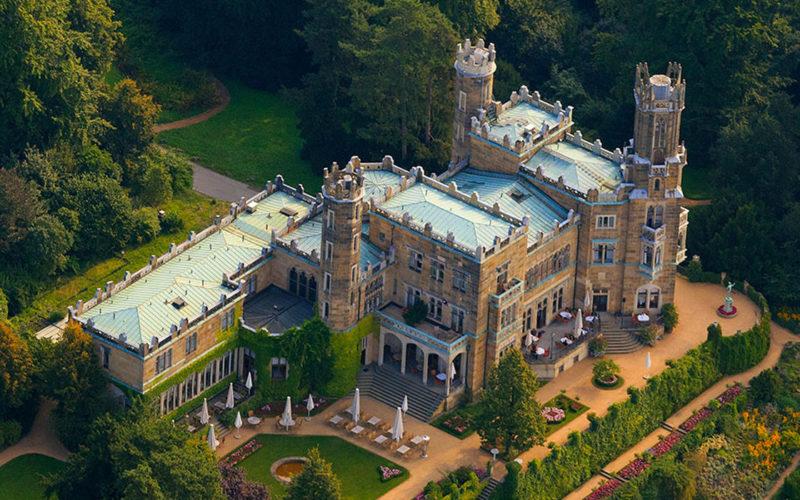 10 Castelos para casar na Alemanha