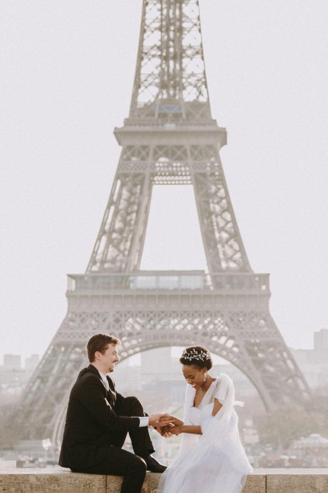 destination wedding photographer in Paris